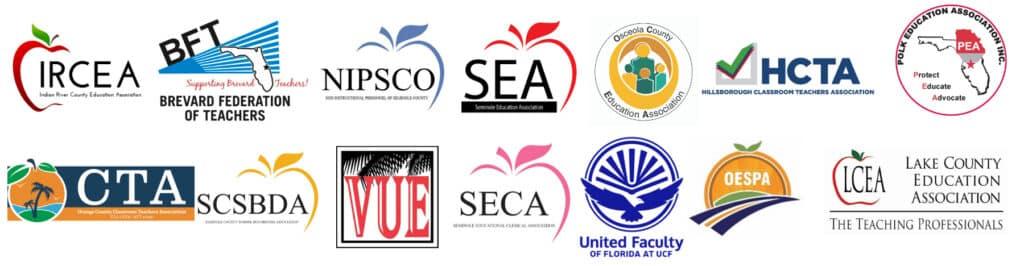 Participating unions