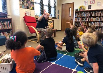 First Book event in Bay County
