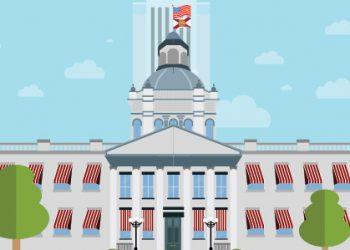 Florida Government Building